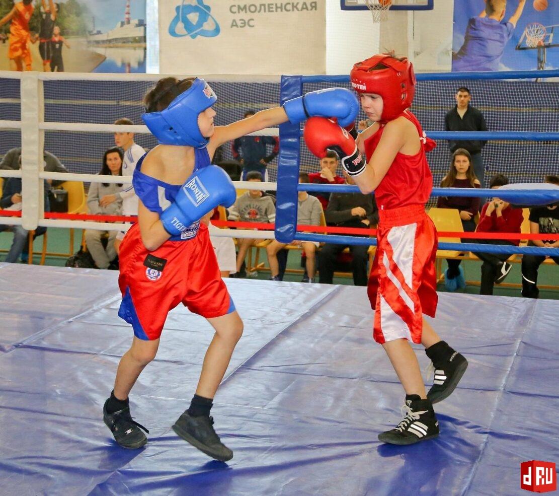 Юбилейный межрегиональный турнир по боксу