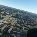 Полёт над Десногорском