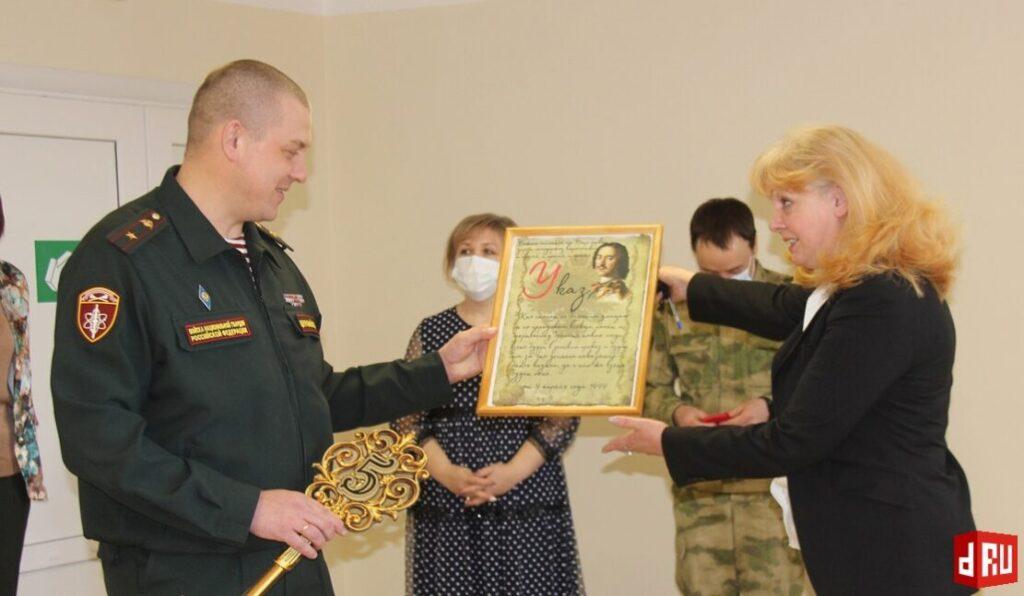 zhiljo-dlja-voennosluzhashhih-2-1024x596 Смоленская АЭС обеспечила новым жильём военнослужащих, охраняющих атомную станцию