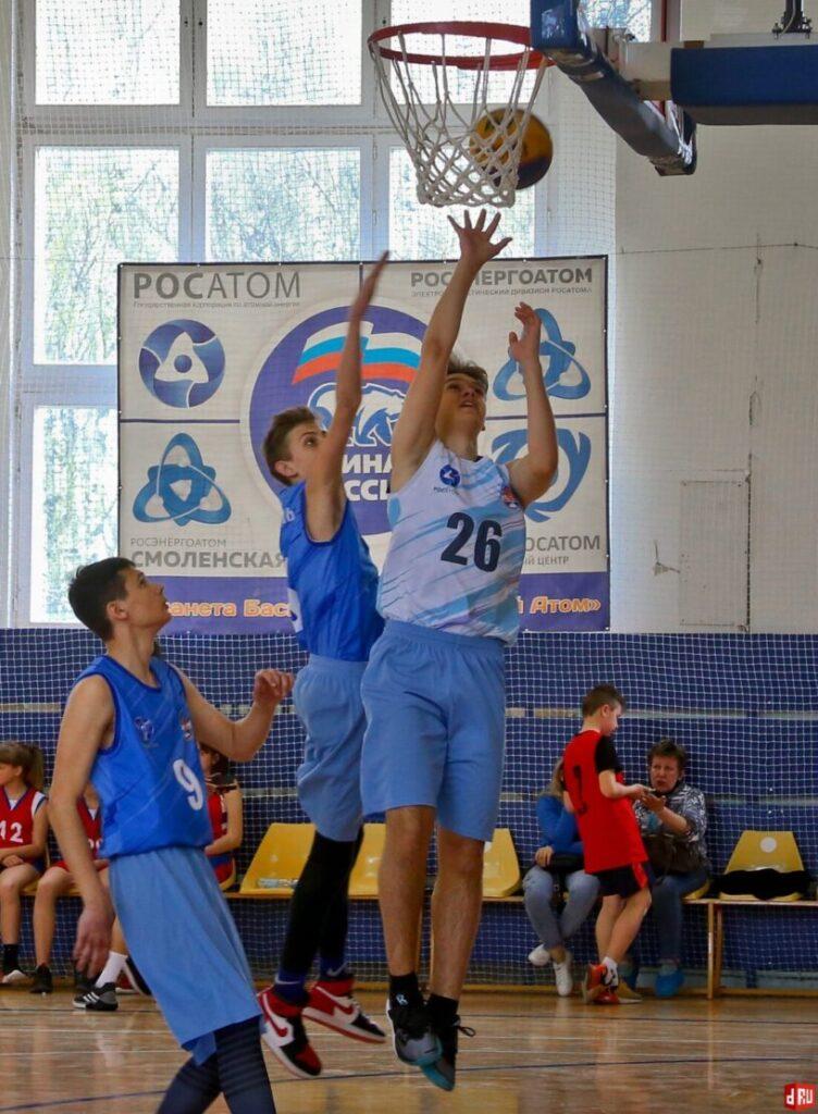 basketbol-2-752x1024 Атомщики провели Марафон Победы по баскетболу