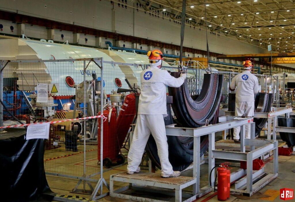 vyvod-iz-remonta-2-1024x700 Смоленская АЭС завершила ремонтную кампанию на энергоблоке №2 с опережением графика