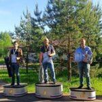 Участники велосоревнований Смоленской АЭС преодолели расстояние равное половине экватора
