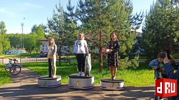 zagruzhennoe-5 Участники велосоревнований Смоленской АЭС преодолели расстояние равное половине экватора