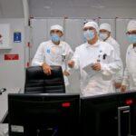 Партнёрская проверка ВАО АЭС на САЭС